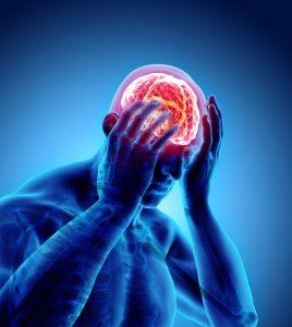 udar niedokrwienny mózgu